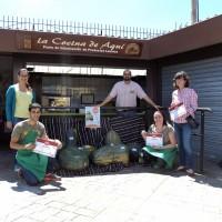 Producto local en Mercadillo de Tegueste