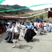 Folclore y Mercado del agricultor de Tegueste