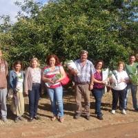 Agricultores del Mercadillo de Tegueste