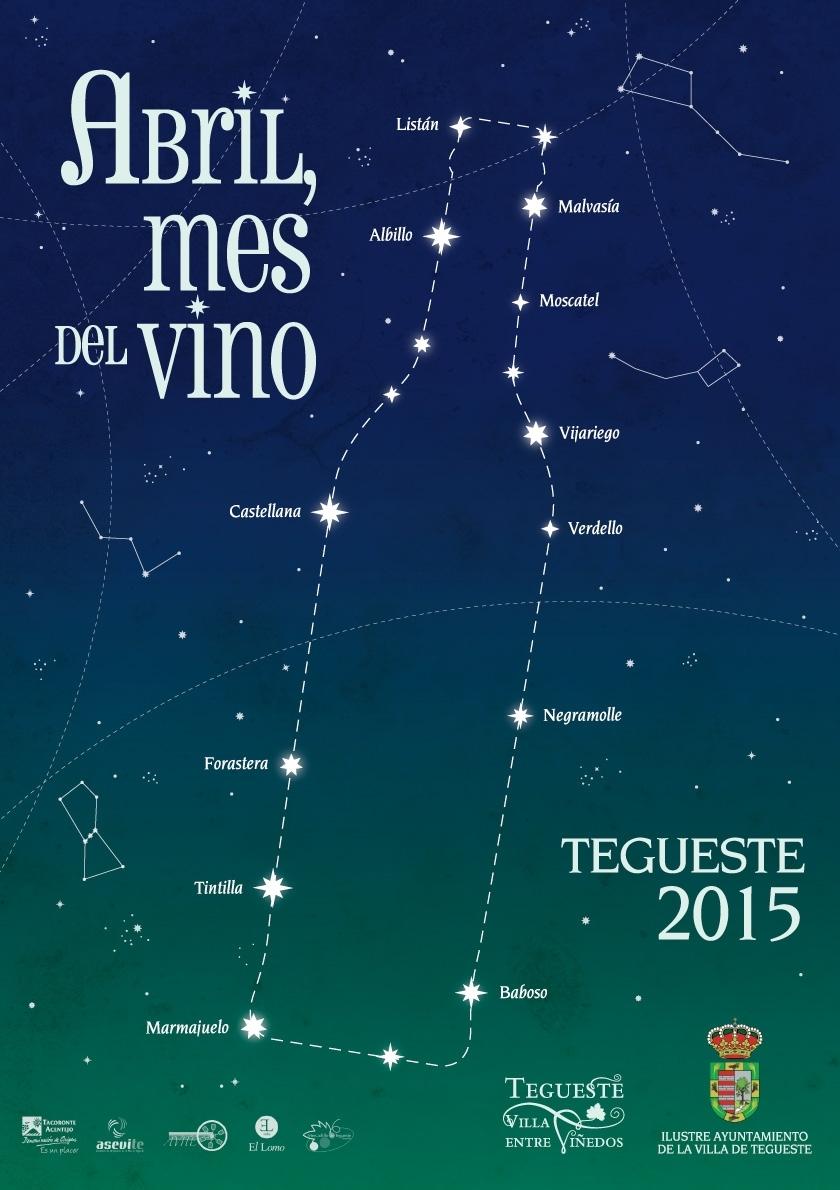 1504 Cartel Abril mes del vino
