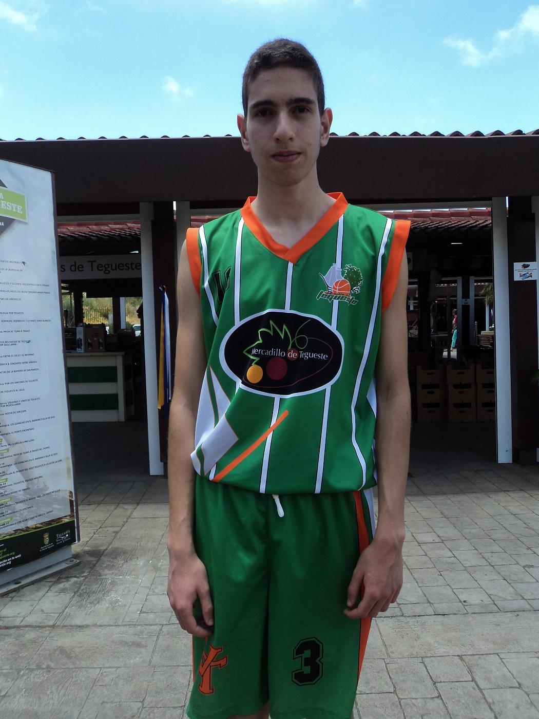 150530 Jugador CB Villa de Tegueste
