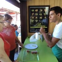 Gastronomia y mercadillo de Tegueste