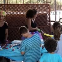 Animación infantil y mercadillo de Tegueste