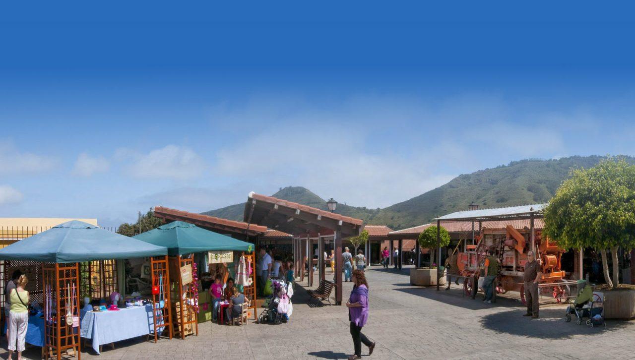 Mercado del agricultor de Tegueste