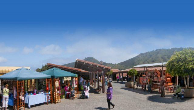Mejoras en el mercadillo del agricultor de Tegueste