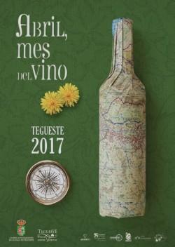 Abril mes del vino 2017 en Tegueste