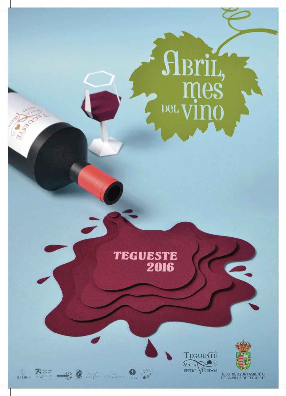 Abril mes del vino en el Mercadillo de Tegueste