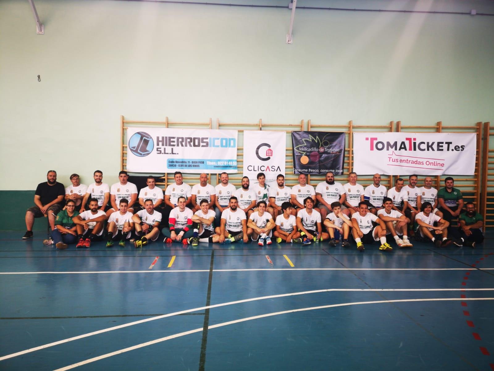 Apostando por el deporte en Tegueste
