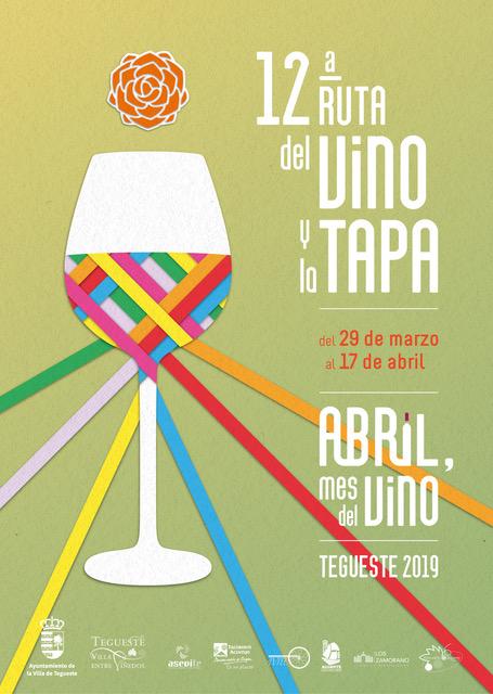 Arranque de Abril mes del vino 2019