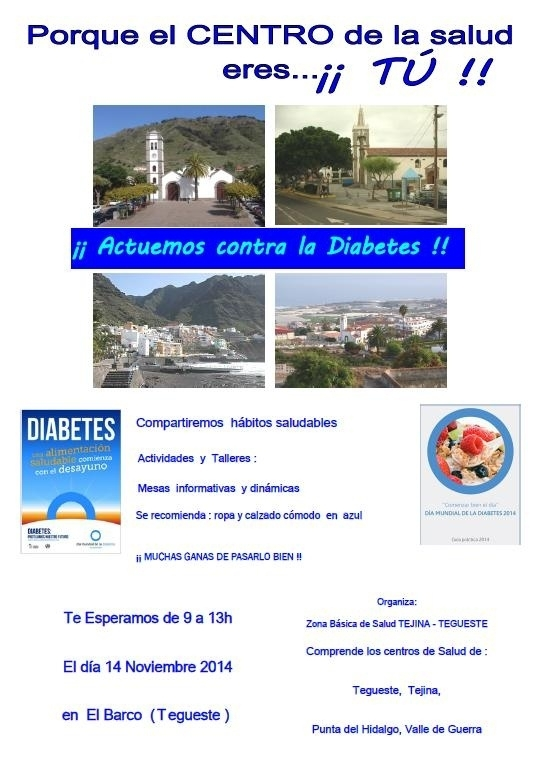 CARTEL DIABETES