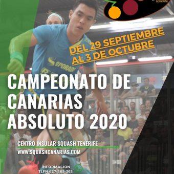 Campeonato de Canarias de Squash