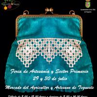 Artesanía de Tenerife en Mercadillo de Tegueste