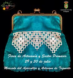 Cartel Feria de Artesanía y Sector Primario