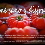 Promoción producto local en Mercado Agricultor de Tegueste
