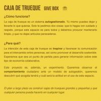 Give box en Mercadillo de Tegueste