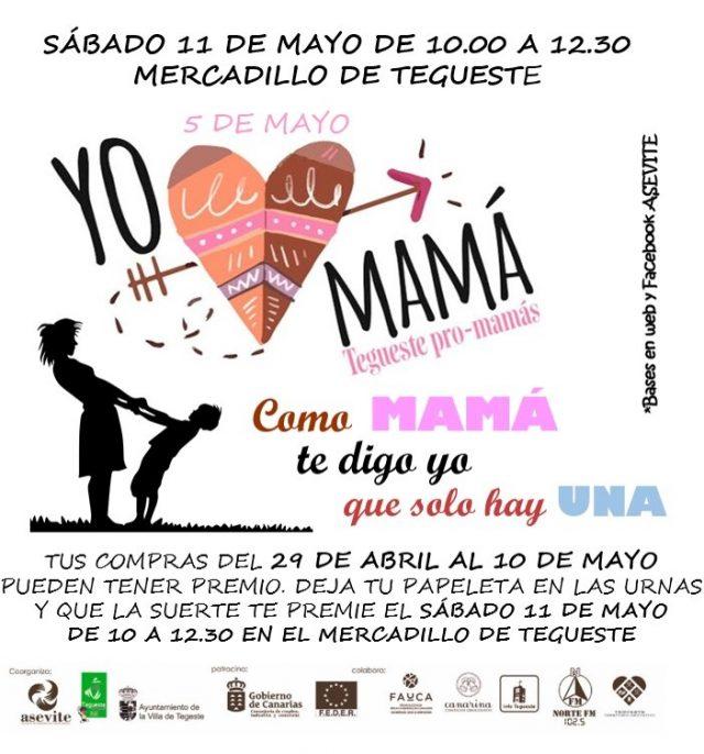 Día de la Madre con premios en Tegueste