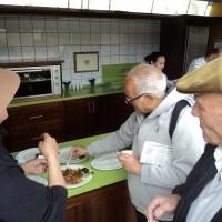 Gastronomía en Mercado del agricultor de Tegueste