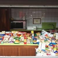 Desbordante solidaridad en el Mercadillo de Tegueste