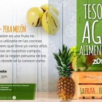 Producto local en el Mercado del agricultor de Tegueste