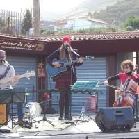 Despedida Musical en Mercado del Agricultor de Tegueste