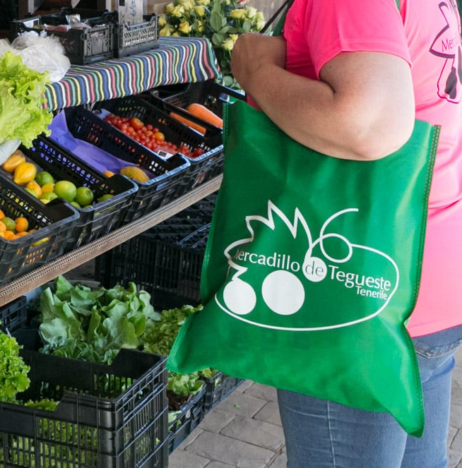 Eliminación de las bolsas de plástico