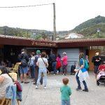 Enogastronomía y solidaridad en Mercadillo de Tegueste