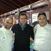 Patudo canario con ISLATUNA y chefs
