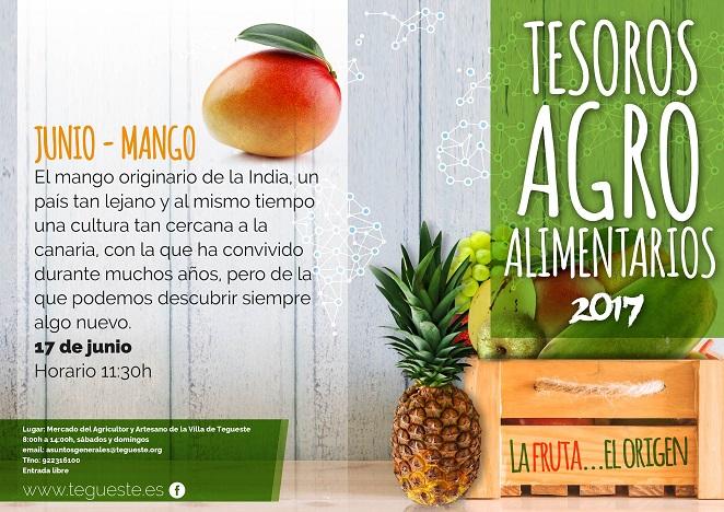 La fruta de Tenerife