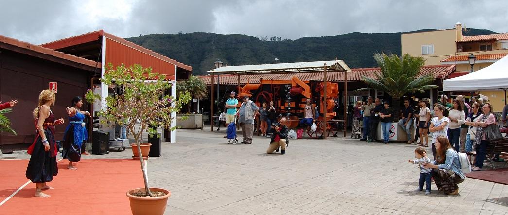 La fruta de Tenerife en Tegueste