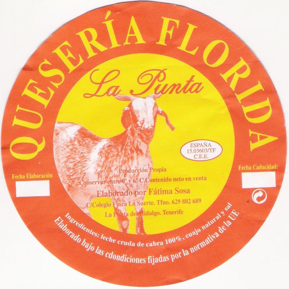Queso Semicurado Quesería Florida premiado