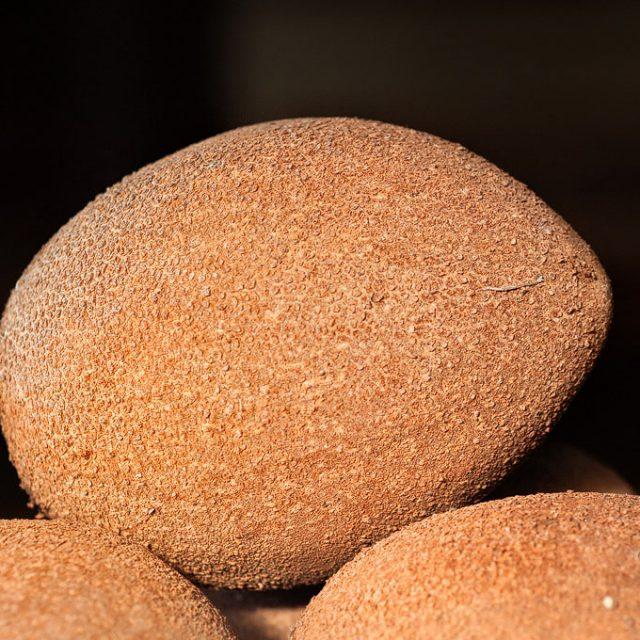 Fruta tropical en Mercadillo de Tegueste