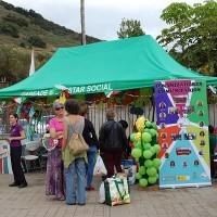 Papaya de Tenerife en Mercado del Agricultor de Tegueste