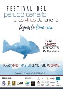 Patudo canario y los vinos de Tenerife