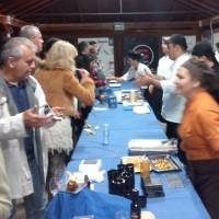 Patudo canario y el vino de Tenerife en Mercadillo de Tegueste