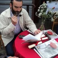 Poesía en Mercadillo de Tegueste