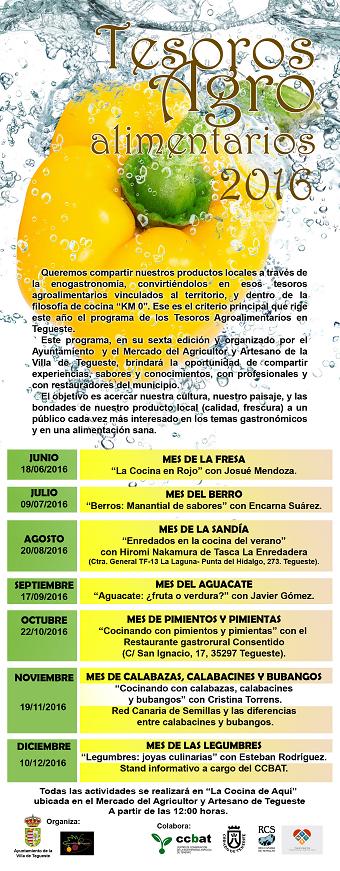 Promover el producto local en Tegueste