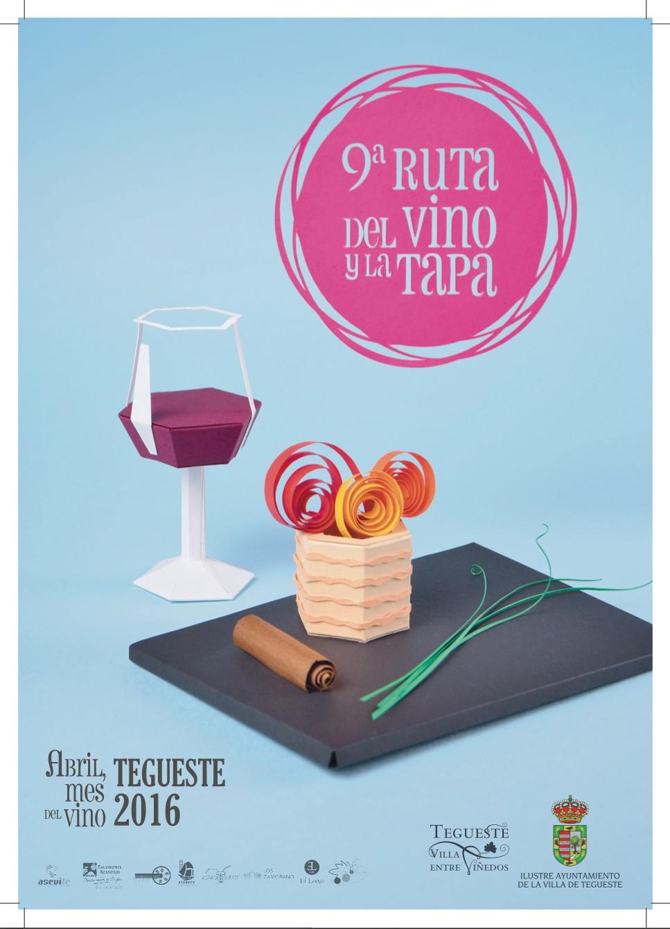 Abril mes del Vino en Mercadillo de Tegueste