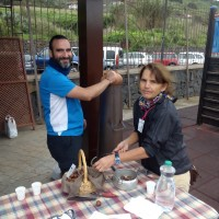 Fiesta de San Andrés en el Mercadillo de Tegueste