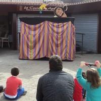 Teatro en el Mercadillo de Tegueste