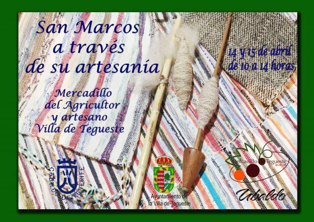 Tradiciones y artesanía en Mercadillo de Tegueste