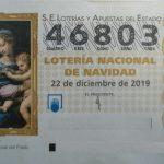 Un año más de lotería solidaria en el Mercadillo de Tegueste