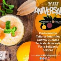 Únete a la fiesta del Mercado del Agricultor de Tegueste