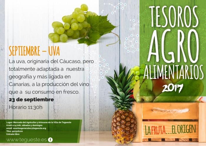 Vuelven los tesoros agroalimentarios al Mercadillo de Tegueste