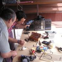 Exposición de ordenadores y equipos electrónicos antiguos (Dic-2011)