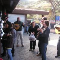 Navidad en Mercado del Agricultor de Tegueste
