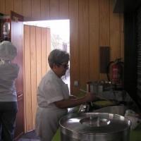 Comida sana en el Mercadillo de Tegueste