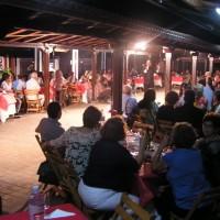Gala benéfica Fundación Alejandro Da Silva en Mercadillo de Tegueste