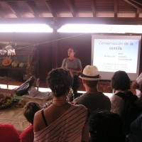 Jornada intercambio semillas septiembre 2011